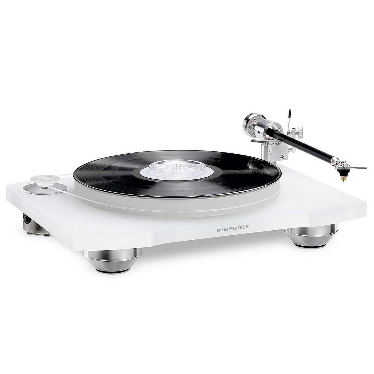 Gramofon PREMIUM TT-15S1 BIAŁY