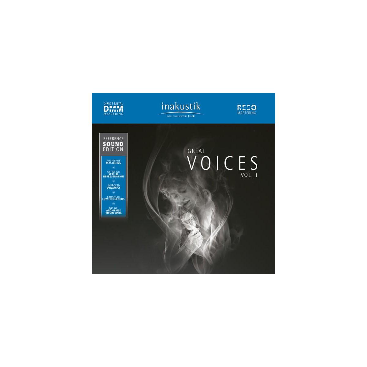 LP GREAT VOICES (2 LP)