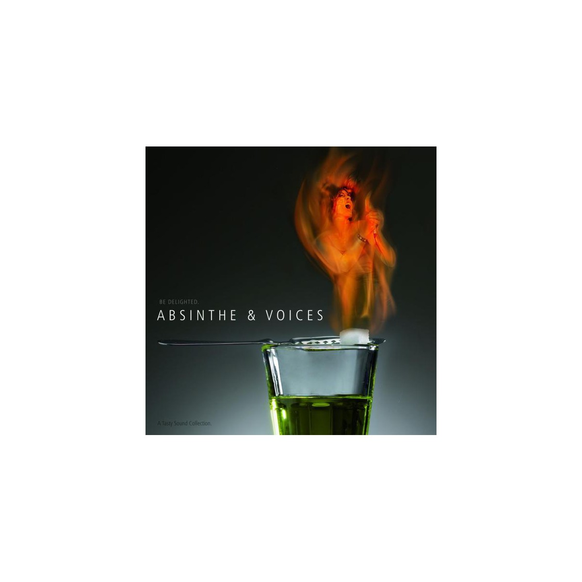 CD ABSINTHE & VOICES