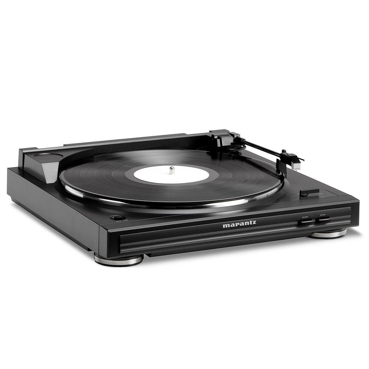 Gramofon analogowy TT5005 CZARNY
