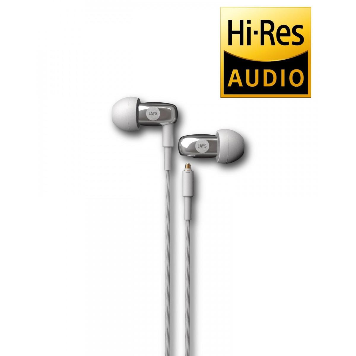 Douszne słuchawki audiofilskie - EDYCJA LIMITOWANA q-JAYS Anniversary Edition
