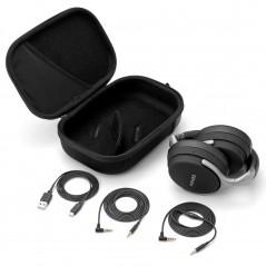 Bezprzewodowe słuchawki wokółuszne z ANC AH-GC30