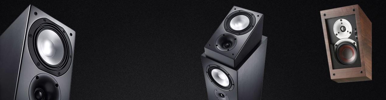 Głośniki Dolby Atmos