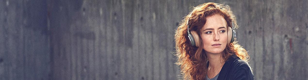 Słuchawki z redukcją szumów (ANC)