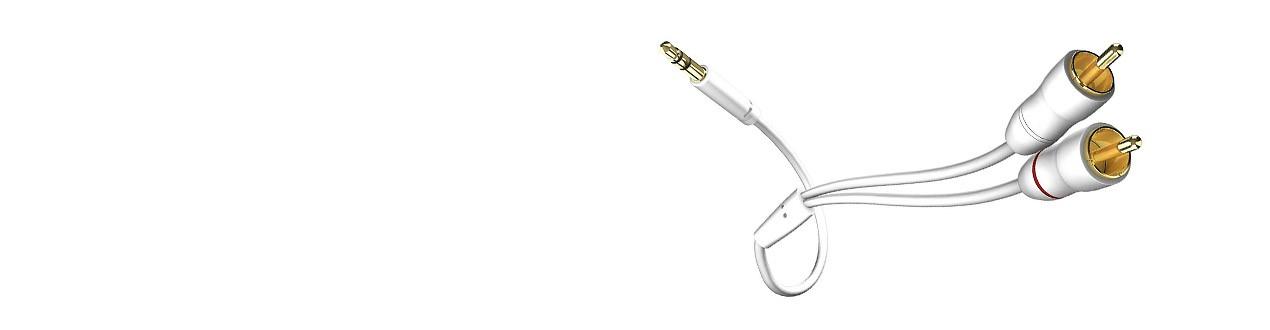 RCA-Jack cables